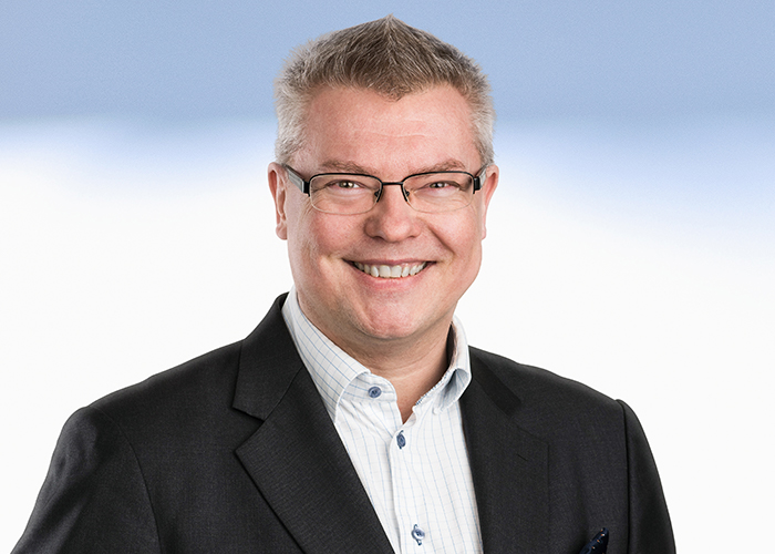 Harri Koponen LUT-yliopiston Professor of Practice