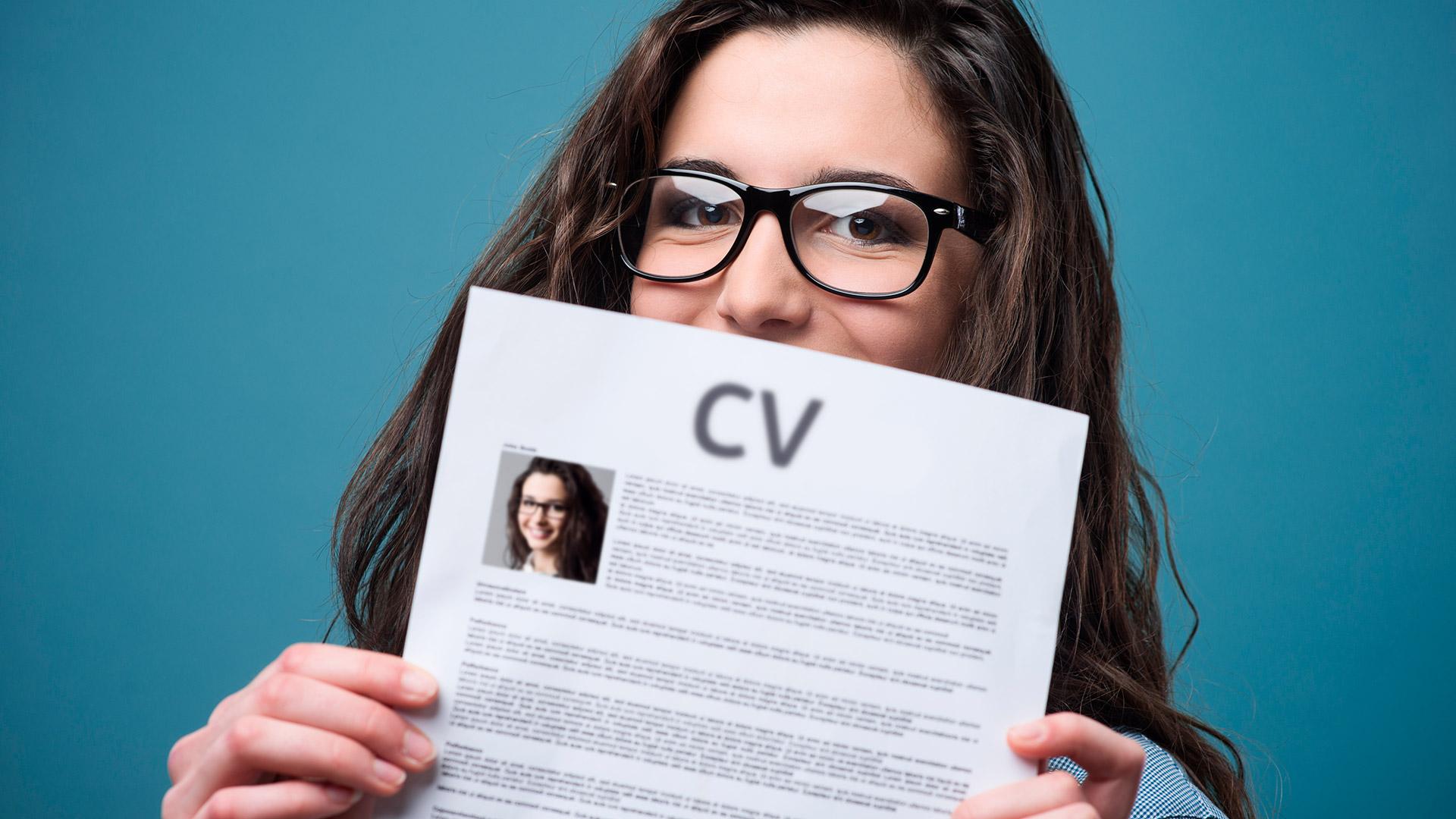Näin kirjoitat hyvän CV:n