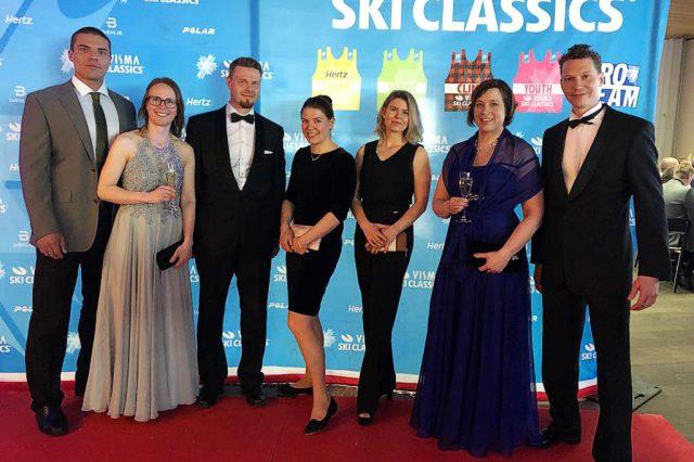 Visma Ski Classics päätösgaala.