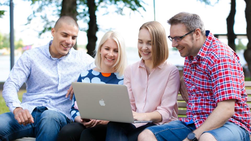 Visma Solutions on jo 10. kertaa yksi Suomen parhaista työpaikoista